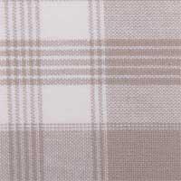 Detail van Taupe tartan - MorzTaupe- 61060210
