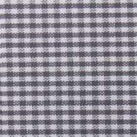 Detail Kleine grijze ruitjes - Royans Grey 519