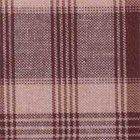 Detail van Bruine tartan - MorzBruin- 61060222