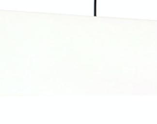 Rechthoekige Hanglampen - Coton